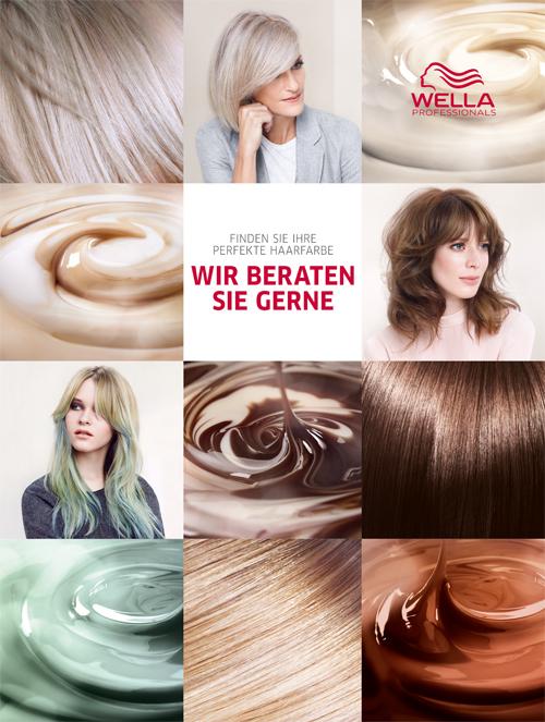 Wella - Friseursalon Petra Jentzsch Dresden